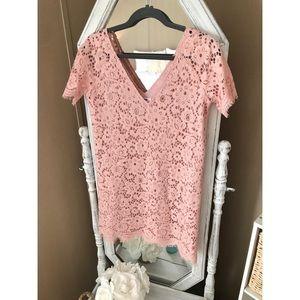 BB Dakota Small Lace Dress